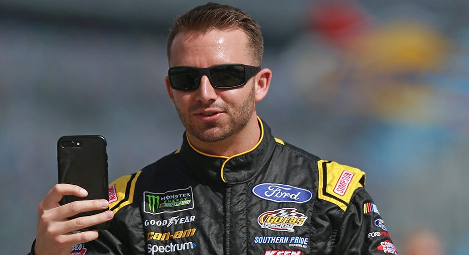 Matt DiBenedetto moved by overwhelming support   NASCAR.com