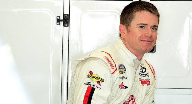 Timothy Peters is a NASCAR veteran.