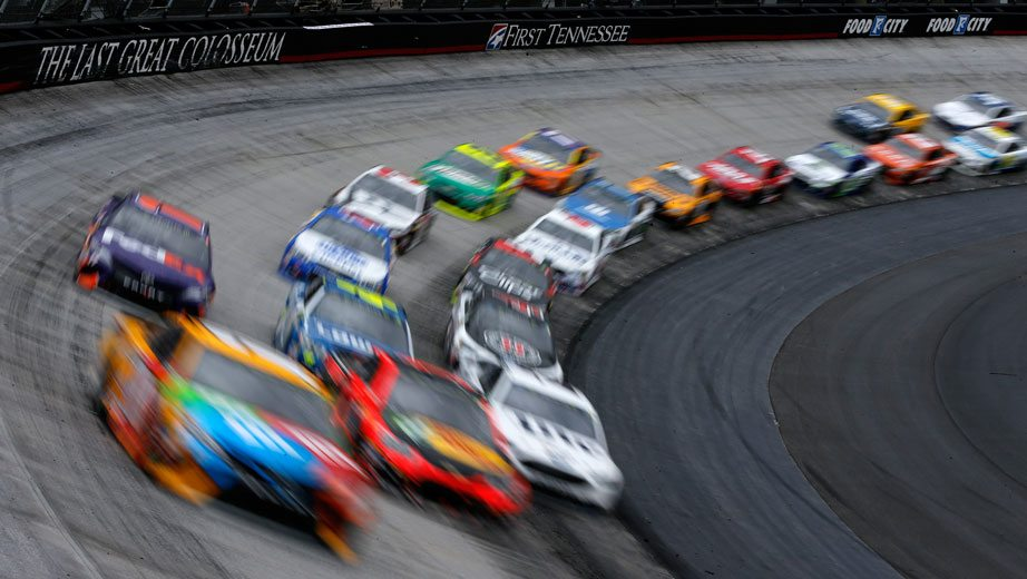 Full weekend schedule for bristol motor speedway for Camping bristol motor speedway