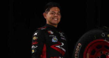 Ryan Vargas to make NASCAR national series debut at Iowa