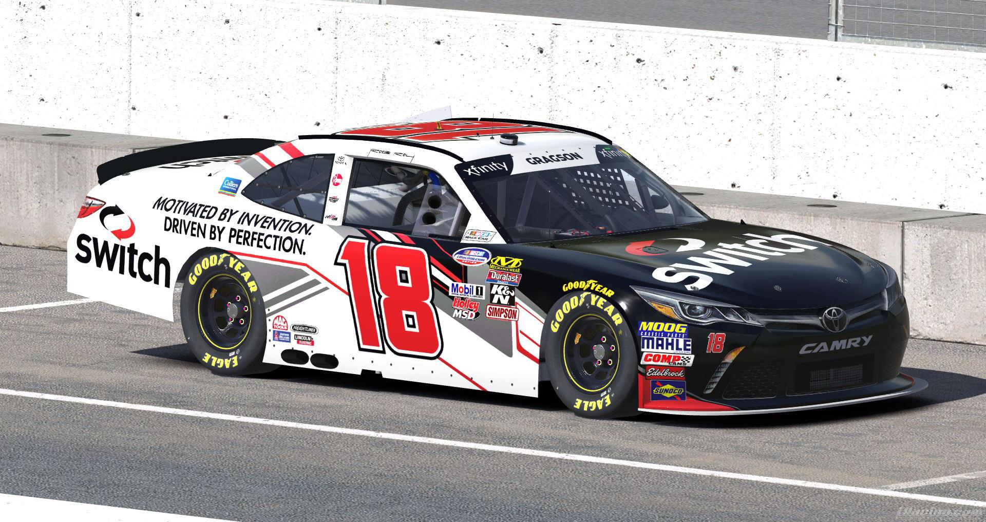 Updates from the Armchair: This week on iRacing | NASCAR com