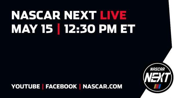 NASCAR Next graphic