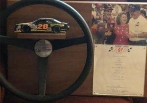 Davey Daytona Steering Wheel