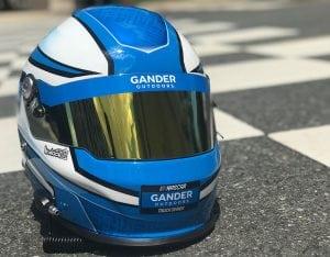New Gander helmet