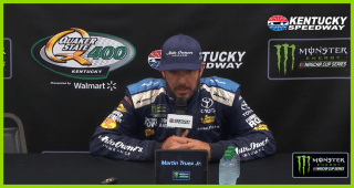 Truex Jr. reflects on his path to success at Furniture Row Racing