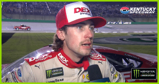 Blaney: Second-place finish 'is a positive'