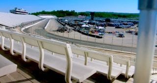 Bring on the lobster! Trackside Live heads to New Hampshire