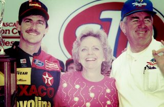 Treated Allisons 1982 Daytona 500