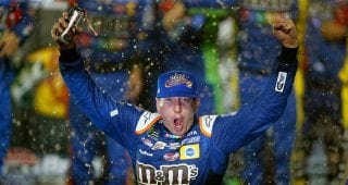 Night time has been the right time for Kyle Busch at Bristol