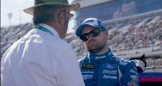 Can Ricky Stenhouse Jr. burst through playoff bubble at Bristol?