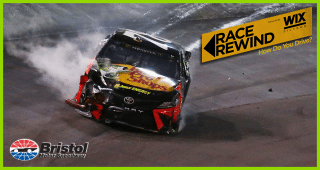 Race Rewind: Reliving Bristol in 15 minutes