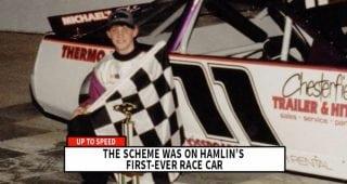 Hamlin's Darlington throwback scheme celebrates racing roots