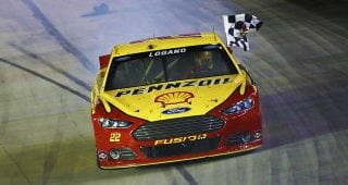 From The Vault: Logano goes back-to-back at Bristol