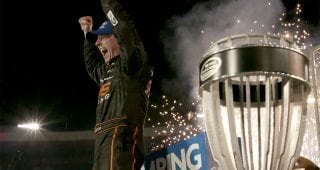 Johnny Sauter's road to the regular-season championship