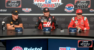 Bell, Custer and Hemric on 2019 Monster Energy Series rumors