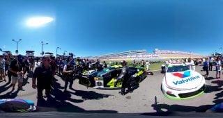 Las Vegas Hendrick Cars 360