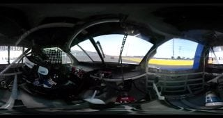 Las Vegas NCWTS In-Car 360 Stream