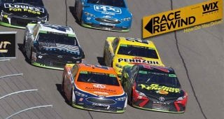 Race Rewind: Las Vegas in 15