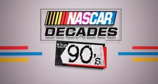 NASCAR Decades: The 90s