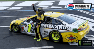 Race Recap: Relive best moments from the Charlotte Roval