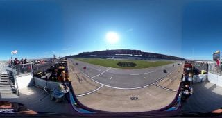 Talladega Frontstretch 360
