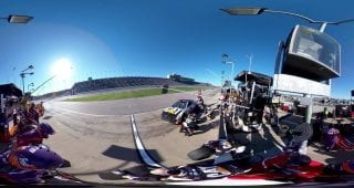Newman Pit Stop 360