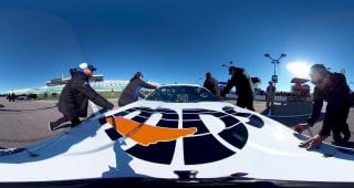Ragan Car Push To Grid 360