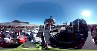 Daniel Suarez Drive Intros 360