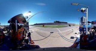 Kansas 360 Race Start