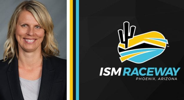 Julie Giese named ISM Raceway President