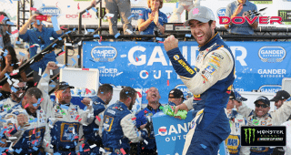 Race Recap: Elliott nabs the win at Dover