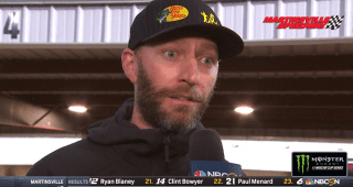 Pearn on Logano: 'Not surprised coming from him'