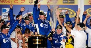 Sunoco Fueled for 15: Ryan Newman's 2008 Daytona 500 win