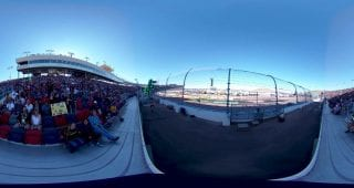 New ISM Start/Finish Line 360