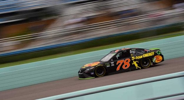 Homestead Miami Practice Results Truex Jr Leads Nascar Com