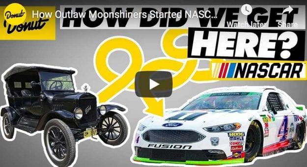 Donut Media NASCAR week