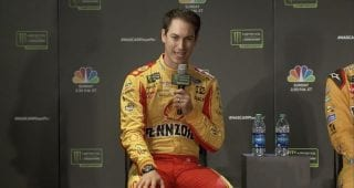 Logano: 22 team can now 'give them a run for their money'