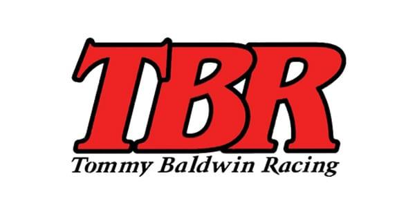 Tommy Baldwin Racing logo.