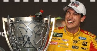 Year in Review: Joey Logano