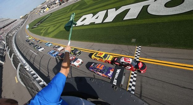 The green flag drops at the Clash
