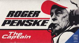 Roger Penske Hall of Fame graphic