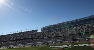 Are you ready? One month to Daytona