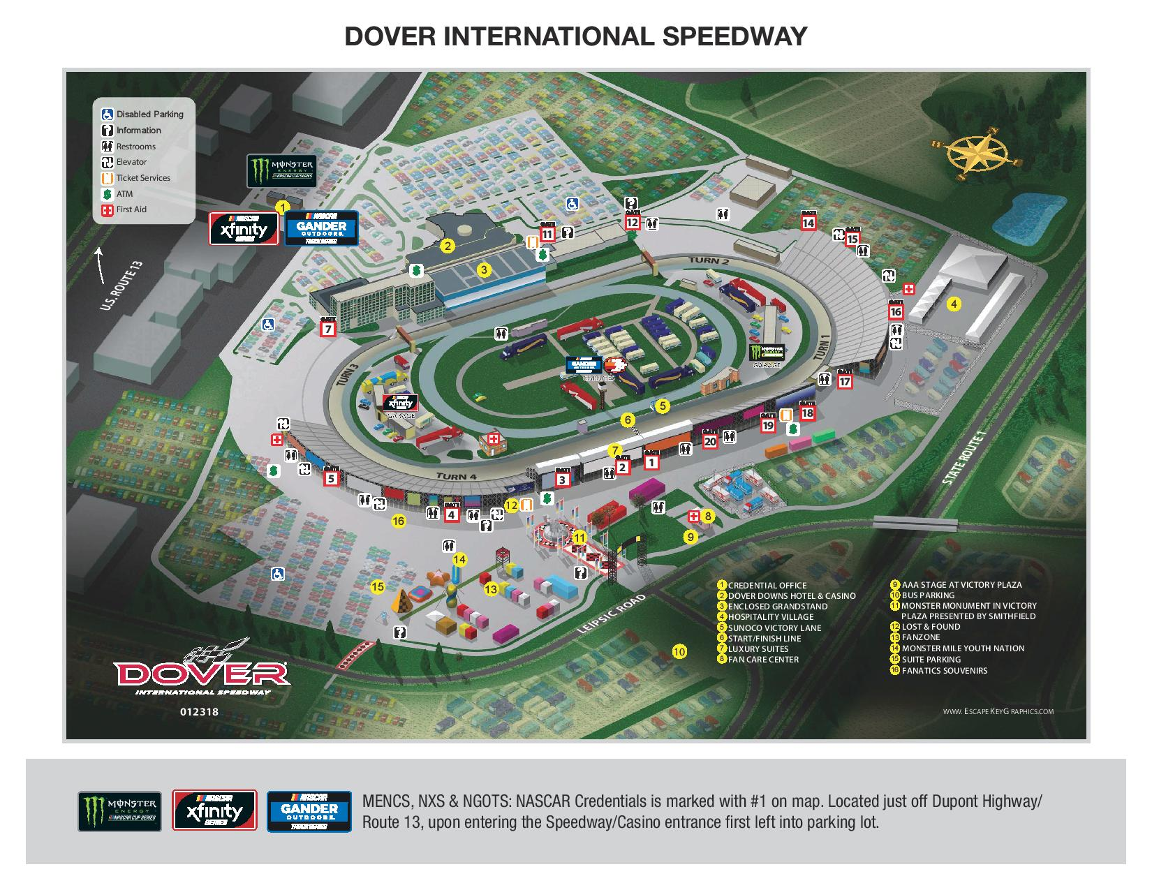 SEL - Dover - Oct | Official Site Of NASCAR