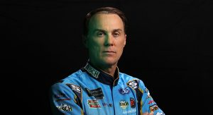 CHARLOTTE, NORTH CAROLINA - JANUARY 28: Monster Energy NASCAR Cup Series driver Kevin Harvick poses for a photo at the Charlotte Convention Center on January 28, 2019 in Charlotte, North Carolina. (Photo by Chris Graythen/Getty Images) | Getty Images