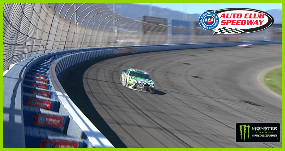 Busch cruises to Auto Club victory: 'All I do is win, win
