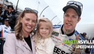 Keselowski 'in negotiations' with daughter Scarlett about grandfather clock home