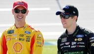 Talladega favorites start with Team Penske's stable
