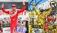 Who's the best driver right now: Kyle Busch or Joey Logano?