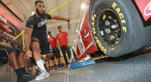 Athletes set for NASCAR Drive for Diversity National Pit Crew Combine