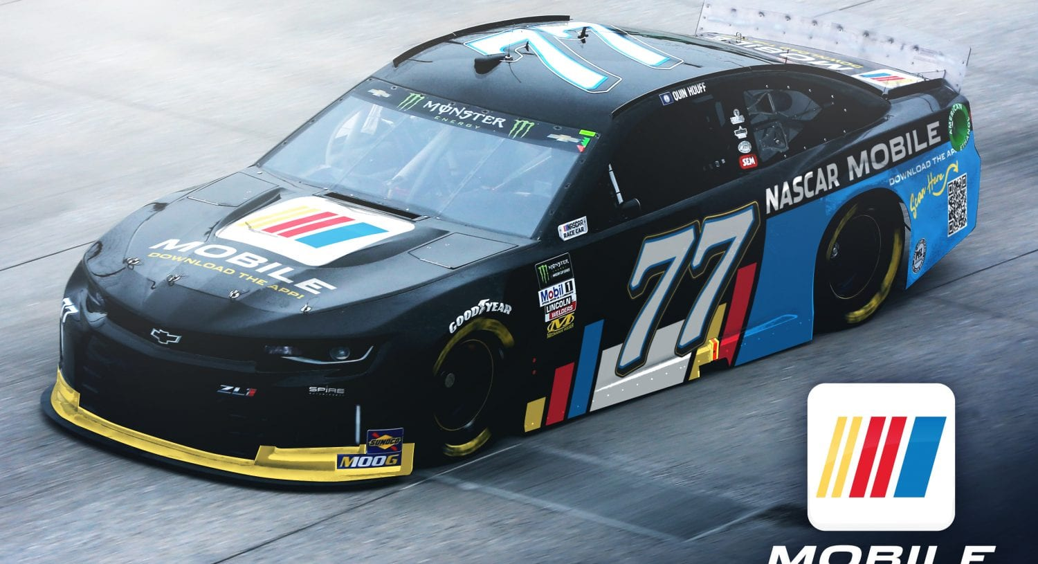 NASCAR Mobile Hits the Track